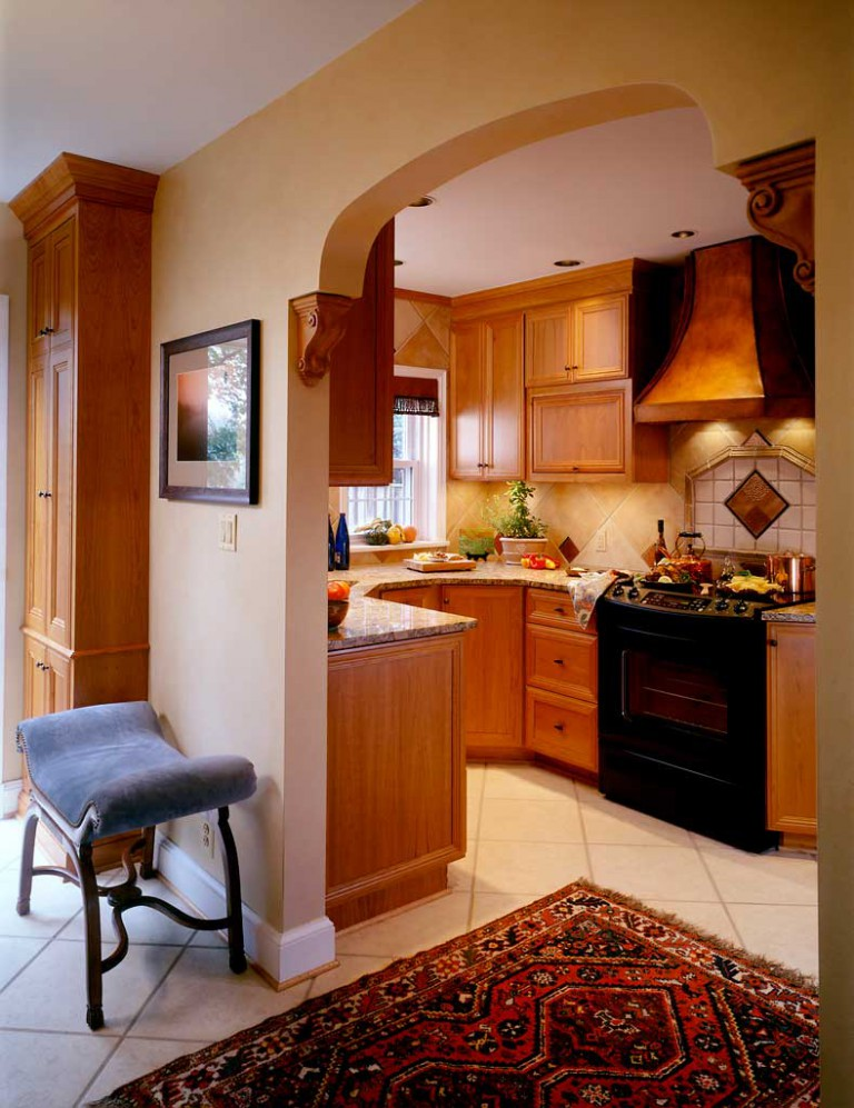 Townhouse re do fisher group llc for Living room bedroom bathroom kitchen