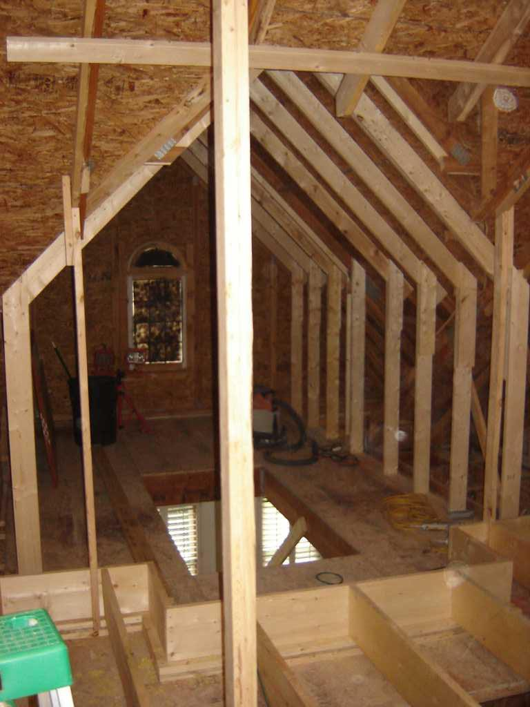 FRAMING AND DRYWALL