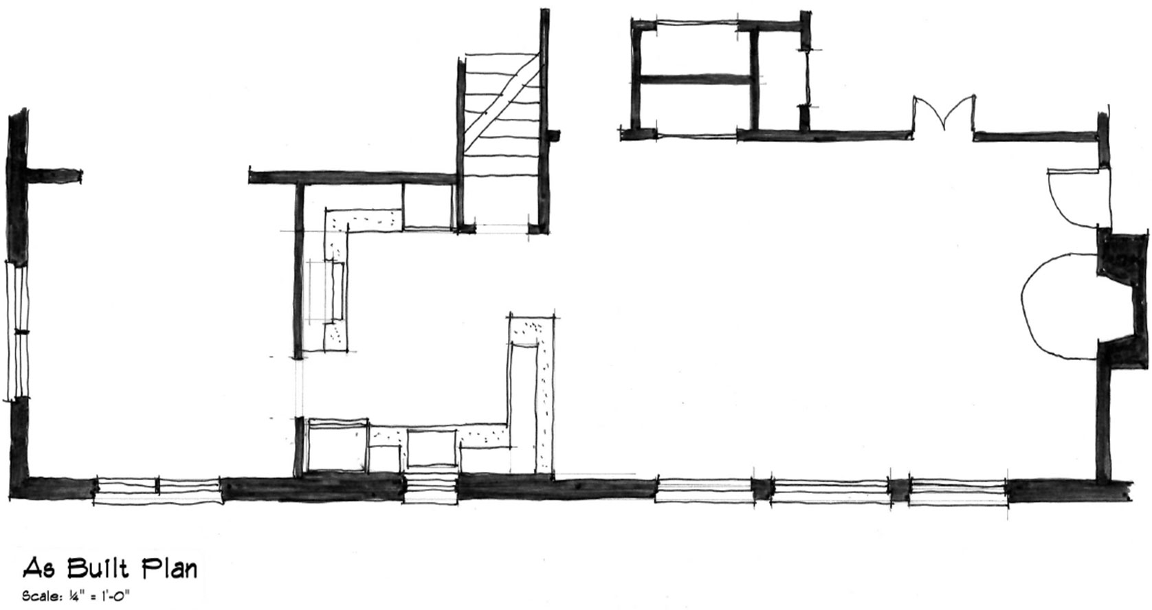 As Built Plan