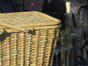 Goodbye Winter, Hello Porch! Picnic in the Sun for Earth Day