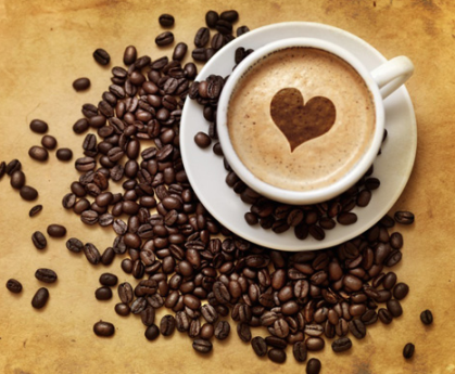 Our Love Letter to Coffee on National Coffee Day!