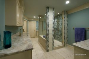 Luxuriate in a Spa Style Bathroom